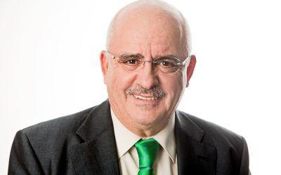Aurelio Gurrea, administrador concursal de Fontedoso, en el Diario de Ávila