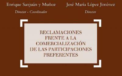 Libro: Reclamaciones frente a la comercialización de participaciones preferentes
