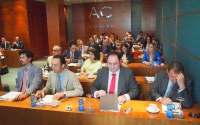 Cincuenta empresarios y entidades financieras asisten al Foro Dictum sobre refinanciación y reestructuración