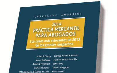 Libro: Práctica Mercantil para abogados 2014