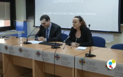 Dictum y el CEU reúnen a expertos mundiales en regulación financiera y gobierno corporativo