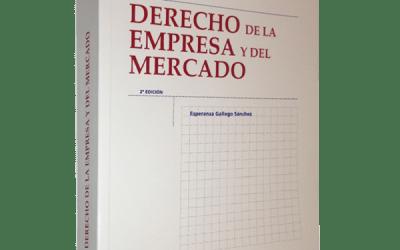 Libro: Derecho de la empresa y del mercado
