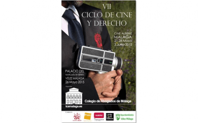 Francis F. Zurita dirige el VII ciclo de Derecho y cine de Málaga