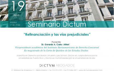 Seminario Dictum