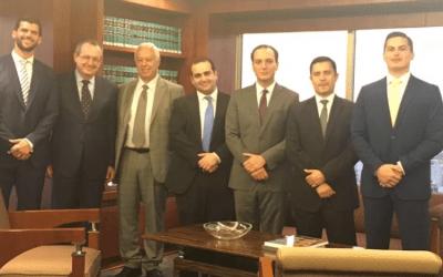 Gurrea Martínez participa en la Jornada Internacional de Derecho de Sociedades en Ecuador