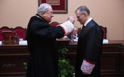 José Luis García-Pita, nuevo miembro de la Real Academia Gallega de Jurisprudencia y Legislación