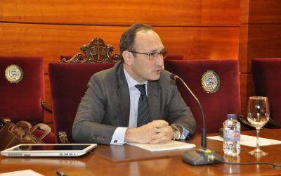Rodríguez Maseda imparte una conferencia sobre la empresa familiar en el Colegio de Abogados de La Coruña