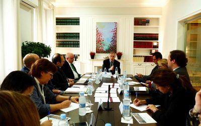 García-Pita habla de los nuevos mecanismos de financiación empresarial en el Seminario Dictum