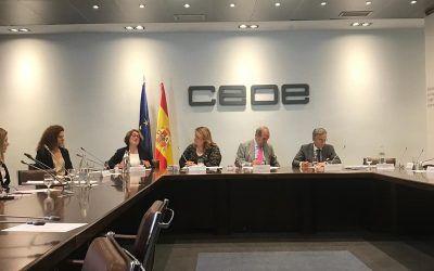 Dictum asiste al encuentro empresarial entre España y Puerto Rico organizado por la CEOE