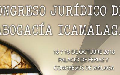 El Colegio de Abogados de Málaga celebra el 14º Congreso Jurídico de la Abogacía