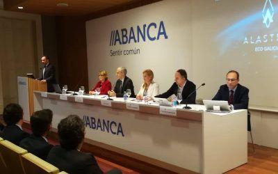 Dictum, en la presentación del ecosistema de Galicia de Alastria, coordinado por el socio Juan Carlos Rodríguez Maseda