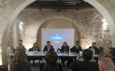 EL CEO y socio de Dictum, Vicente García Gil, acompaña a Alastria en Alicante