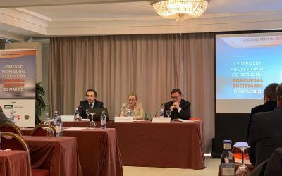 Dictum, en el I Simposio Profesional de Derecho Concursal Societario de Madrid