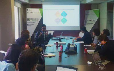 El CEO y socio de Dictum, Vicente García Gil, docente de la novena edición del curso de Experto Legal en Blockchain, Smart Contracts, Tokenización e ICOS/STOS