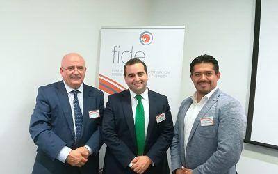 Aurelio Gurrea Martínez habla en FIDE sobre la incorporación de las acciones de lealtad en las sociedades cotizadas españolas