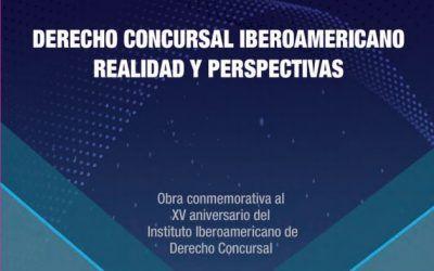 """Dictum colabora en el libro """"Derecho concursal iberoamericano, realidad y perspectivas"""""""