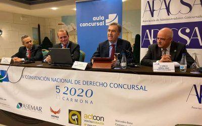 Dictum, presente un año más en la Convención Nacional de Derecho Concursal