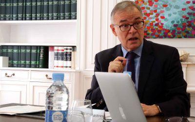 """José Luis García-Pita ofrece """"una visión introductoria del Derecho español de sociedades"""" en el último Seminario Dictum"""