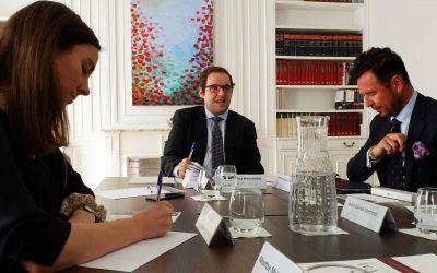 Cecilio Molina aborda las propuestas de reforma de la segunda oportunidad a la luz de la Directiva 2019/1023 en el Seminario Dictum