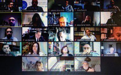 """El XVI Congreso del Instituto Iberoamericano de Derecho Concursal centró el debate en el """"Derecho de crisis en la pandemia"""""""