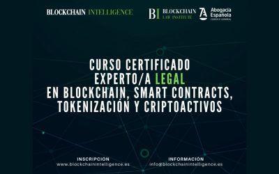 Vicente García Gil y Juan Carlos Rodríguez Maseda exponen un caso de uso de smart contract en el curso del Consejo General de la Abogacía