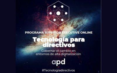 """Juan Carlos Rodríguez Maseda, ponente en el programa superior """"Tecnología para directivos"""" de APD"""