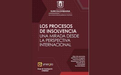 Campuzano, Truffat y Barreiro colaboran en la publicación «Los procesos de insolvencia. Una mirada desde la perspectiva internacional»