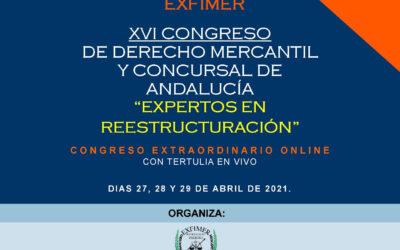 Ana Belén Campuzano participa en el XVI Congreso de Exfimer