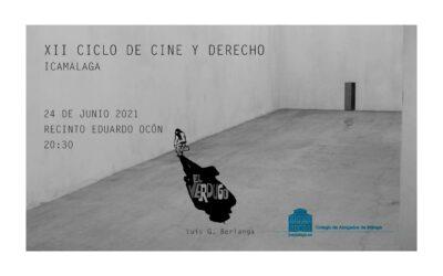 XII Ciclo de Cine y Derecho del ICAMÁLAGA