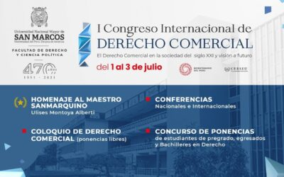 La consejera de Dictum Carmen Boldó, ponente del I Congreso Internacional de Derecho Comercial
