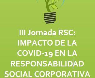 Los consejeros Carmen Boldó y Cecilio Molina, en la III Jornada de Responsabilidad Social Corporativa